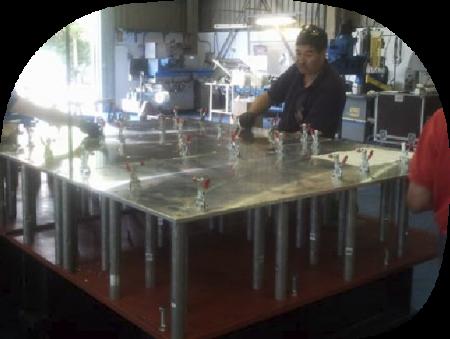 Servicios AEDI montaje y ajuste